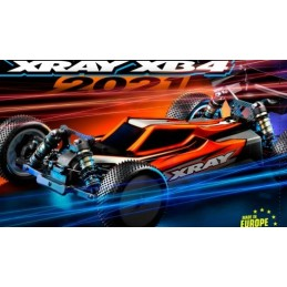 Xray Xb4 Carpet 2021
