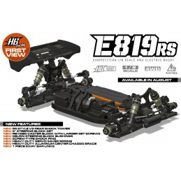 Pre commande Hb racing E819RS