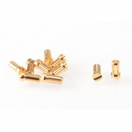 PK 5mm Gold Male court